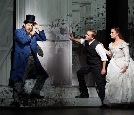 Roberto Tagliavini, Daniel Behle & Louise Alder - Don Giovanni par Kasper Holten