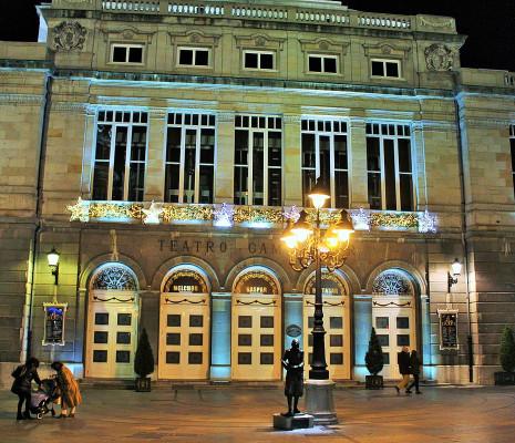 Opéra d'Oviedo