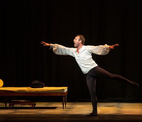 Marc Mauillon - Les Contes d'Hoffmann par Vincent Huguet