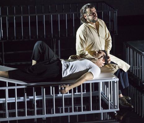 Leonardo Capalbo & Kartal Karagedik - Don Carlos par Johan Simons