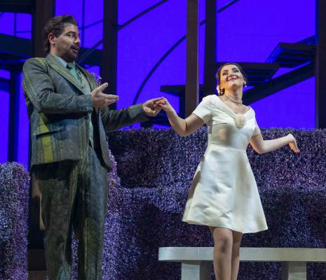 Darío Solari et Jaquelina Livieri - Don Pasquale par Fabio Sparvoli