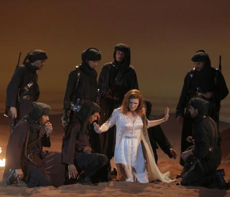 L'Enlèvement au Sérail par Kusej
