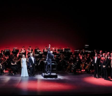 Chœur de l'Opéra national du Rhin, Orchestre Symphonique de Mulhouse, Clara Guillon & Tristan Blanchet