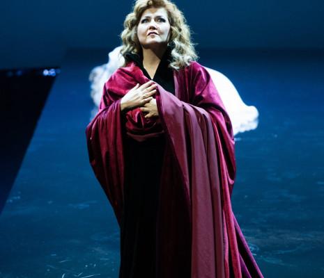 Klara Kolonits - Norma par Anne Delbée