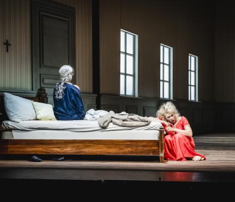 Charlotte Hellekant & Helena Juntunen - Sonate d'automne par Stéphane Braunschweig