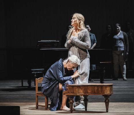 Erika Sunnegårdh & Charlotte Hellekant - Sonate d'automne par Stéphane Braunschweig