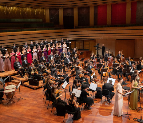 Orfeo Orchestra & Purcell Choir au Müpa de Budapest