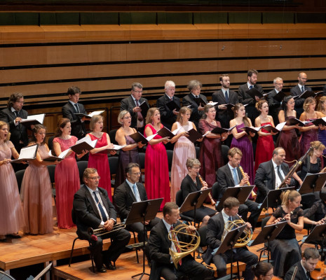 Orfeo Orchestra & Purcell Choir