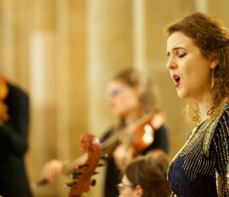 Eva Zaïcik et le Taylor Consort