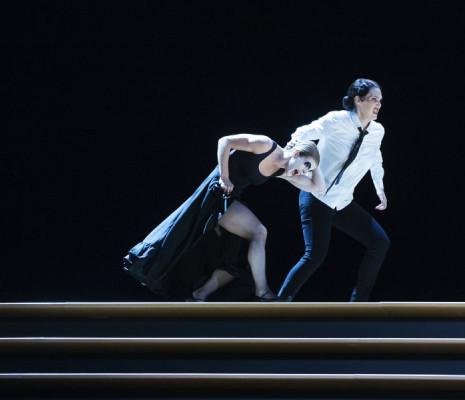 Stine Rønne & Elisabeth Jansson - Carmen par Barrie Kosky