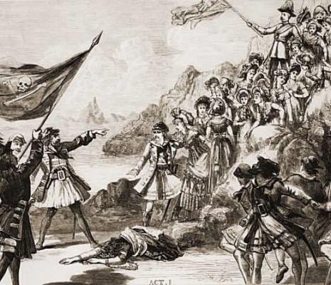 Les Pirates de Penzance