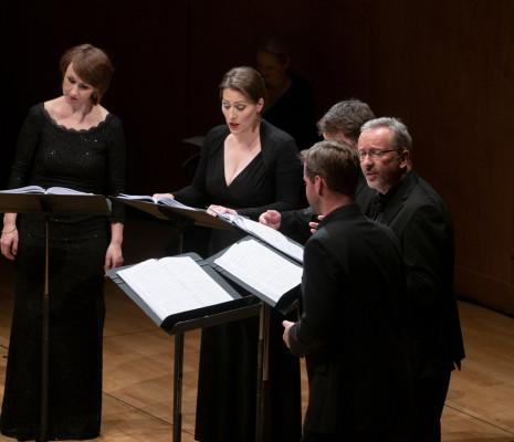 Hannah Morrison, Lucile Richardot & Paul Agnew
