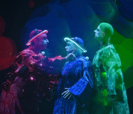 Toni Marsol, Francisco Vas et Mikeldi Atxalandabaso - Turandot par Franc Aleu