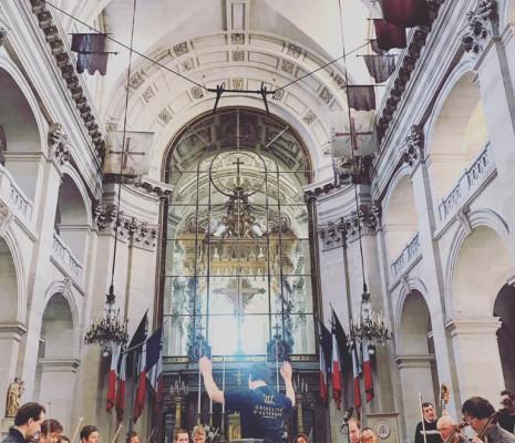 Orchestre national d'Auvergne - Cathédrale Saint-Louis des Invalides