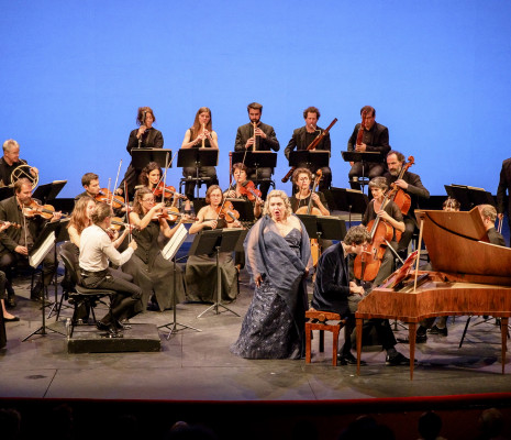 Karina Gauvin, Justin Taylor & Le Concert de la Loge
