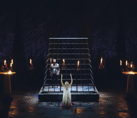 Aida par Phelim McDermott