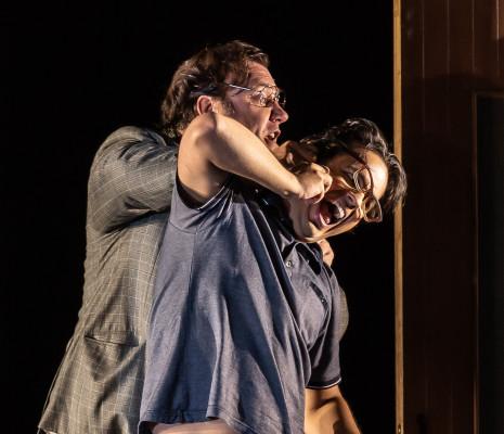 Bryn Terfel & Ioan Hotea - Don Pasquale par Damiano Michieletto