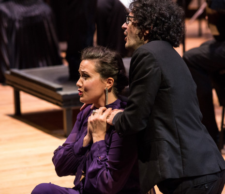 Julie Fuchs & Mathias Vidal