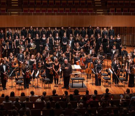 Marc Minkowski, PESMD Bordeaux Nouvelle Aquitaine, Orchestre du Conservatoire de Bordeaux & Chœur Voyageur