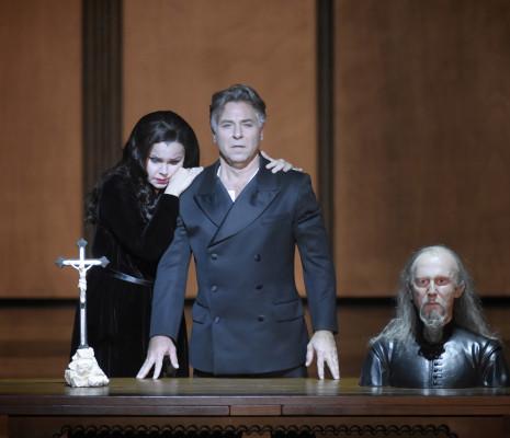 Aleksandra Kurzak & Roberto Alagna - Don Carlo par Krzysztof Warlikowski