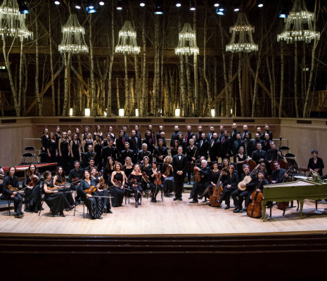 Leonardo García Alarcón, Cappella Mediterranea & Chœur Chambre Namur