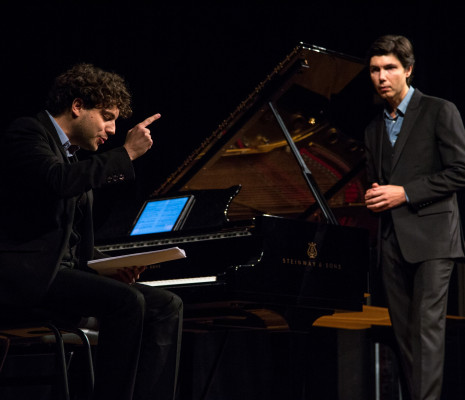Benjamin Laurent & Vladimir Kapshuk