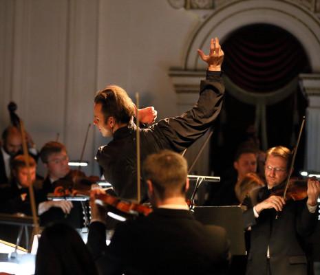 Teodor Currntzis & MusicAeterna