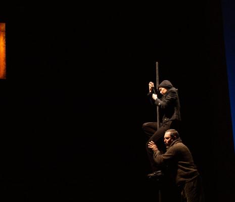 Laurent Alvaro & Sara Gouzy - Pelléas et Mélisande par Éric Ruf