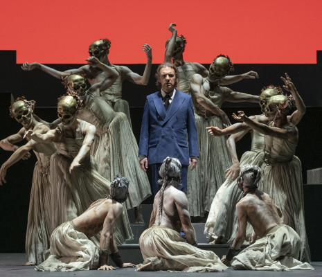 Daniel Taylor - Orphée et Eurydice par Carlos Trunsky