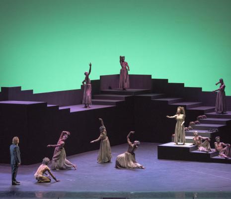 Marisú Pavón - Orphée et Eurydice par Carlos Trunsky