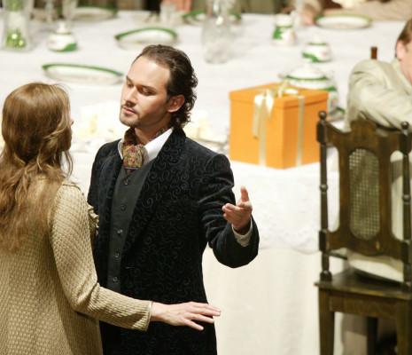 Mariusz Kwiecień - Eugène Onéguine par Dmitri Tcherniakov