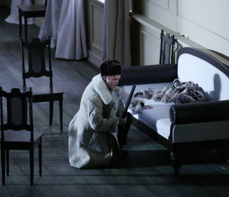 Andrej Dunaev - Eugène Onéguine par Dmitri Tcherniakov