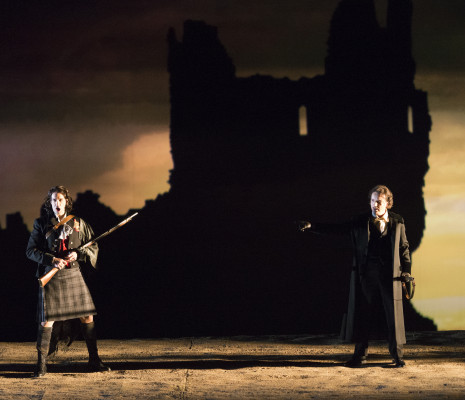 Ismael Jordi & Artur Rucinski - Lucia di Lammermoor par Jean-Louis Grinda