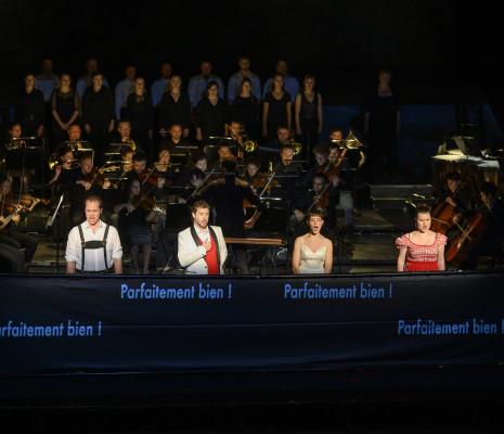 Candide en concert