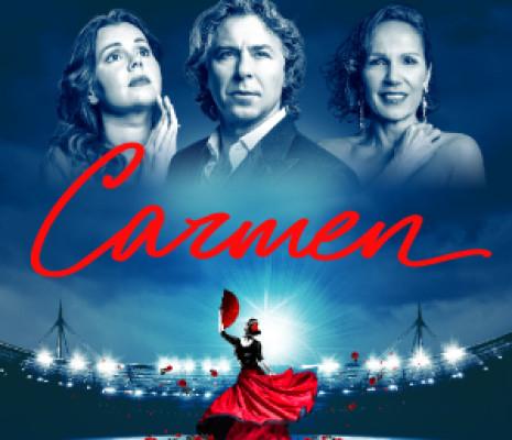 Affiche Carmen au Stade de France