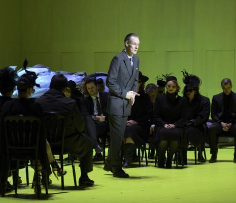 Ian Bostridge - Mort à Venise par Graham Vick