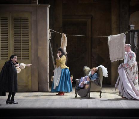 Mathias Vidal, Anna Aglatova, Eléonore Pancrazi & Stéphane Degout - Les Noces de Figaro par James Gray