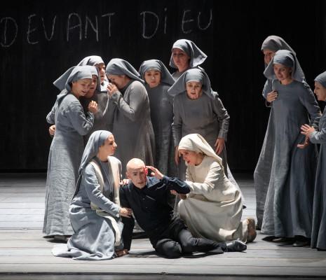 Vincent Ordonneau - Dialogues des Carmélites par Olivier Py