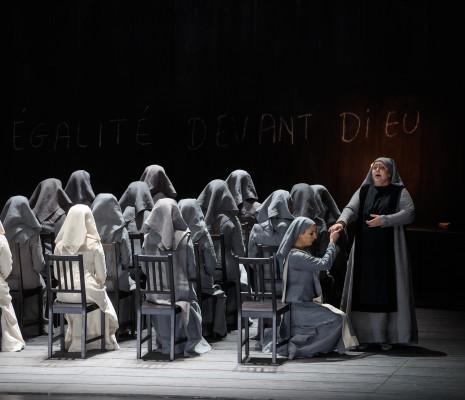 Anaïk Morel & Catherine Hunold - Dialogues des Carmélites par Olivier Py