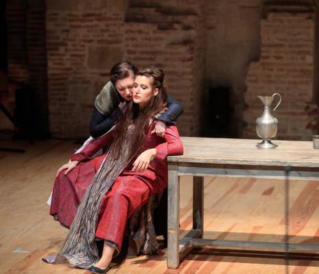 Laurence Roy & Sarah Laulan - L'Annonce faite à Marie par Jean-François Gardeil