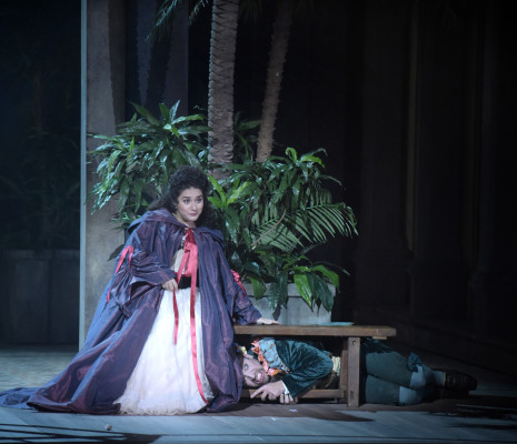 Anna Aglatova - Les Noces de Figaro par James Gray