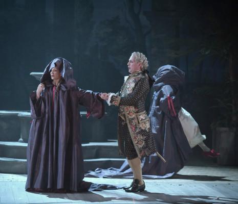 Vannina Santoni & Stéphane Degout - Les Noces de Figaro par James Gray