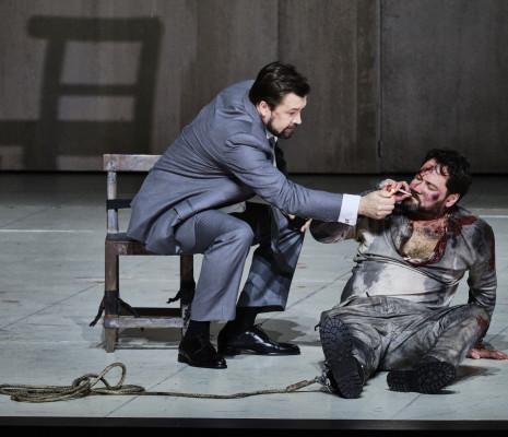 Ildar Abdrazakov et Dimitry Ivashchenko - Le Prince Igor par Barrie Kosky