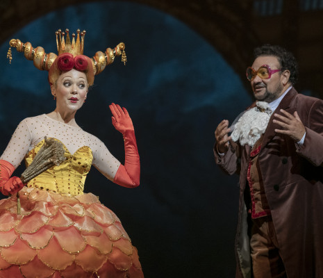 Rachele Gilmore & Ramón Vargas - Les Contes d'Hoffmann par Eugenio Zanetti