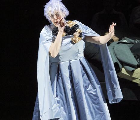 Margaret Plummer - Orlando par Polly Graham