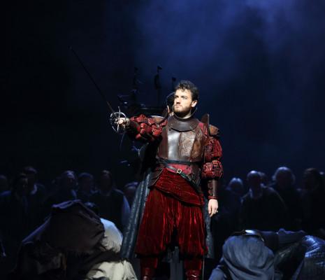 Michael Mofidian - Otello par Keith Warner