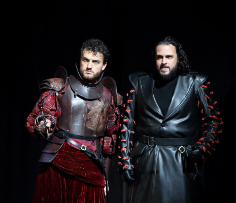 Michael Mofidian & Andres Presno - Otello par Keith Warner
