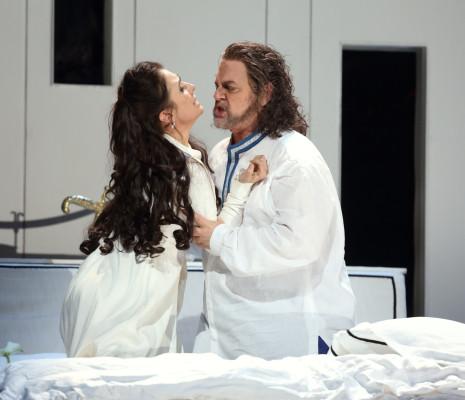 Ermonela Jaho & Gregory Kunde - Otello par Keith Warner