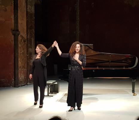 Susan Manoff & Adèle Charvet