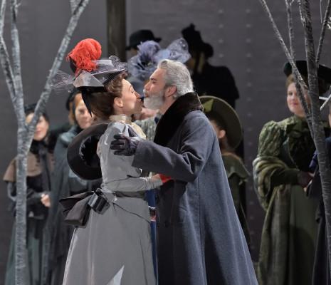 Anne-Catherine Gillet et Franck Leguérinel dans Fortunio